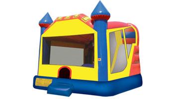 Castle-Slide-4-in-1-Bouncer